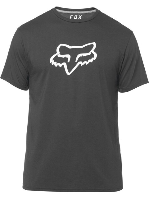 Fox Tournament Tech T-Shirt Heren zwart